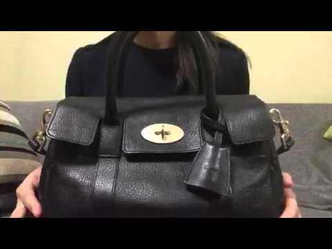 Mulberry Small Bayswater ร ว
