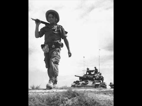 Marie-Dominique - Chant de l'armée française (Indochine) / French Army song (Indochina)