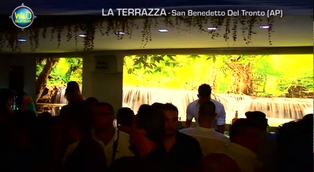 SABATO LA TERRAZZA - San Benedetto Del Tronto (Ap) - YouTube