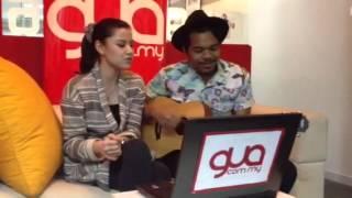 Aizat & Lisa Surihani - Hanya Kau Yang Mampu (Acoustic)