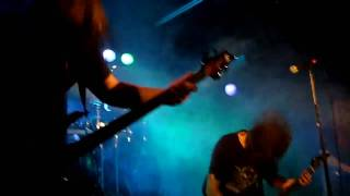 HYPOCRISY-PLEASURE OF MOLESTATION  OSCULUM OBSCENUM  PENETRALIA MEDLEY LIVE ST.PAUL MN 5-23-10.MOV