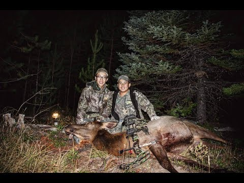 A First-Time Archery Elk Hunter's Redemption | 2017 Washington State Archery Elk Hunt