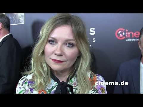 Die Verführten // Kirsten Dunst // Interview // CINEMA-Interview