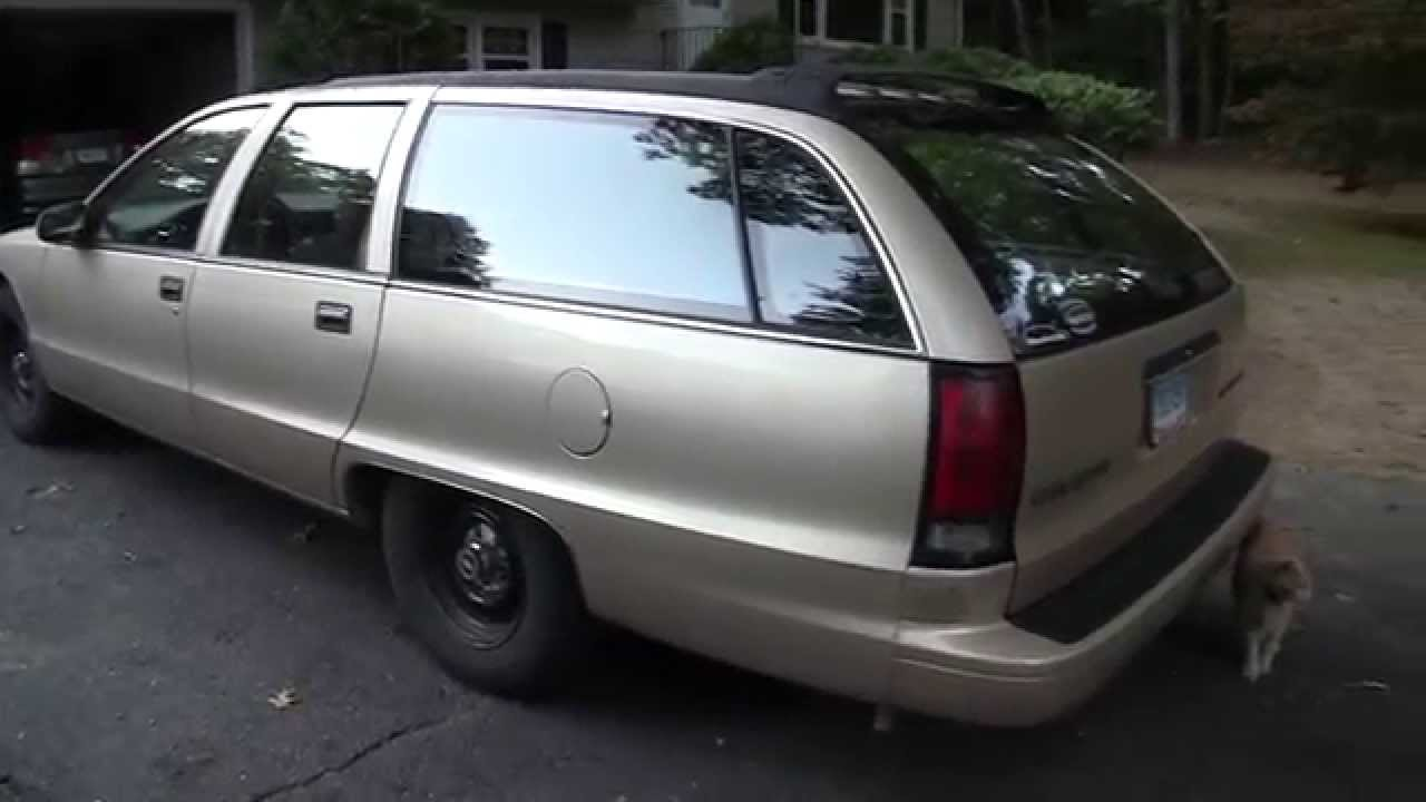 tour of the 1995 chevy caprice 1a2 police package wagon youtube tour of the 1995 chevy caprice 1a2