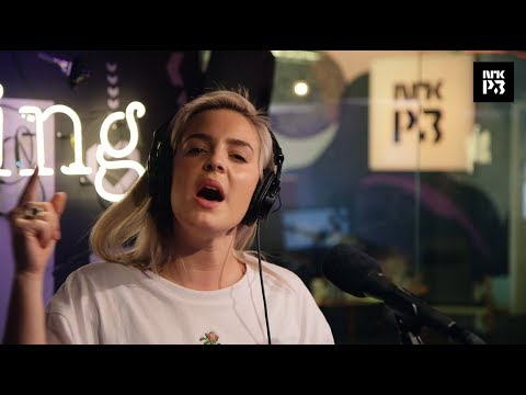 "P3 Live: Anne-Marie ""Don't Kill My Vibe"" (Sigrid cover)"