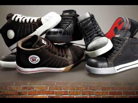 Redbrick Dames Werkschoenen.Redbrick Safety Sneakers De Modieuze Trendy Veiligheidsschoen Van