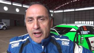 Edgardo Galindo   Apoio sábado   Rally de Erechim 2017