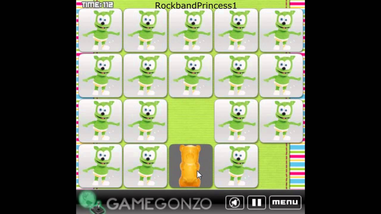 Gummy Bear Games Play Free Online