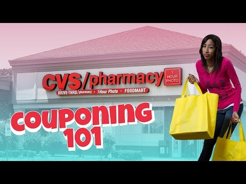 👉 How to Coupon at CVS | Extreme Couponing 101