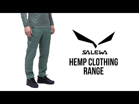 Spotlight: Salewa – Hemp Clothing Range