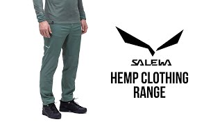 Salewa - Hemp Clothing Range