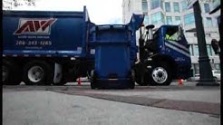 City of Boise, Allied Waste Curb It campain