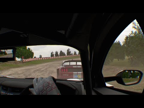 GT Sport VR Rally - Honda NSX Gr. B @ Colorado Springs Lake