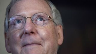 Mitch McConnell to Obama: No Need for Perpetual Conflict