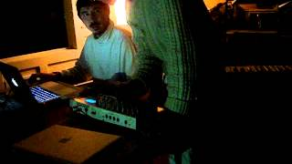Mandelbrot & Skyy 01/20/13 @ Little Axe Records - Portland, OR.