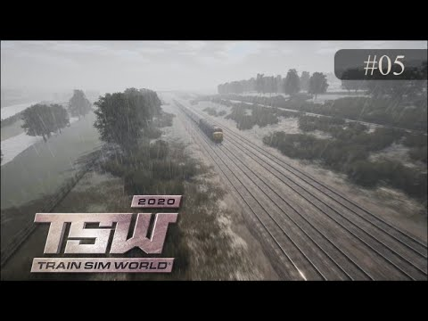 Train Sim World 2020 E05: The journey at the Great Western Express continues |