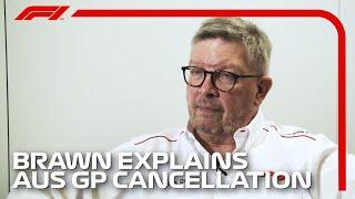 2020 Australian Grand Prix: Ross Brawn on Grand Prix cancellation