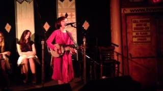 """Remember When the Music"" (Harry Chapin) covered by Molly Jeanne"