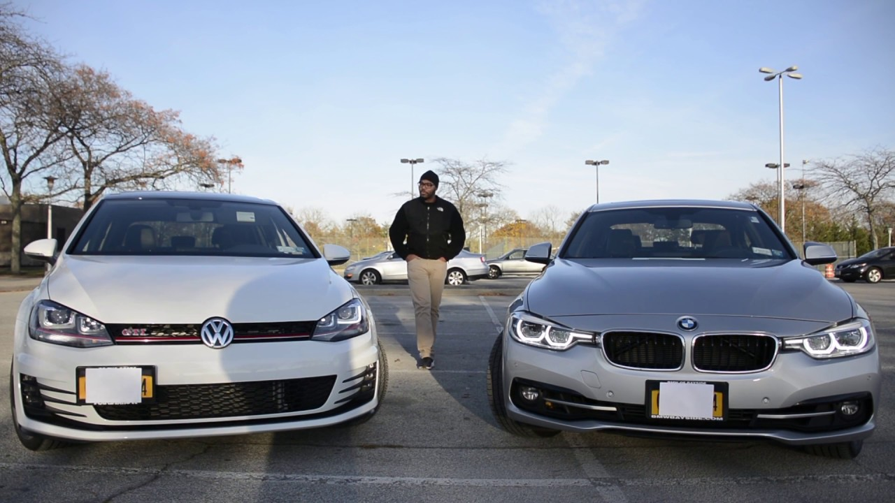 2016 Bmw 328i >> 2017 VW GTI SE vs. 2016 BMW 328i Sport (Performance ...