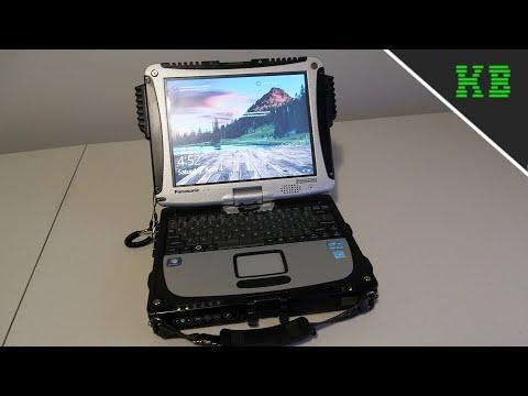 The Panasonic Toughbook CF-19 Mk5