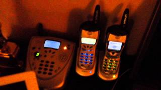 Telephones in the Bedroom Ringing