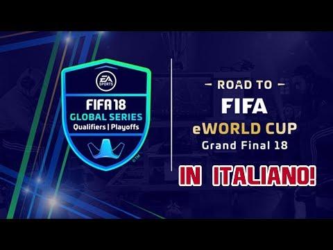[day 2] FIFA 18 GLOBAL SERIES IN ITALIANO - w/Rampage e altri ospiti