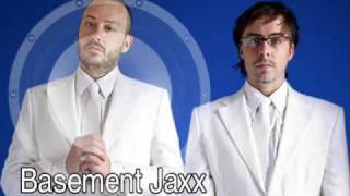 Basement Jaxx - Raindrops