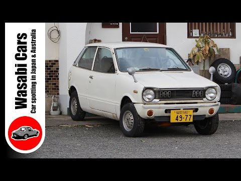 The Mazda Chantez - The 3A Rotary-powered Kei Car that Never Was