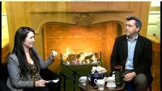 Fireside Sounds Organo Gold Gourmet Black Coffee Interview