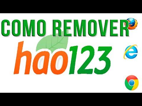 Como remover o Hao123 com br