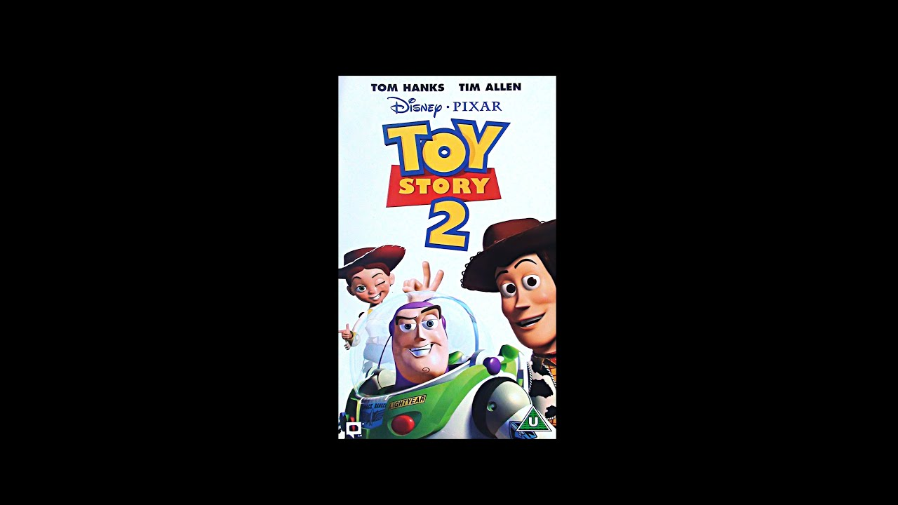 Closing / End Credits To Toy Story 2 UK VHS [2000] - YouTube