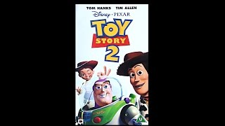 Closing / End credits to Toy Story 2 UK VHS [2000]