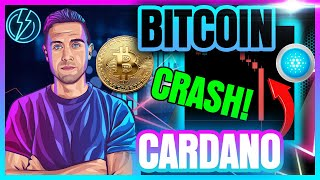 BITCOIN, CARDANO, AND ALTCOINS CRASH (Why Is Crypto Falling?!)