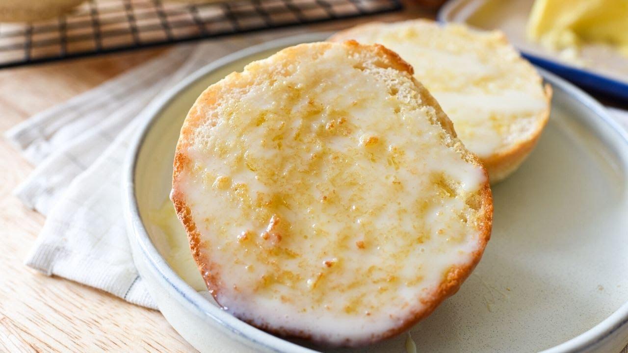 【香港茶餐廳】 奶油脆豬 (豬仔包)食譜  簡單做法  Hong Kong Style Crispy Bun Recipe