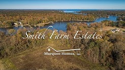 Marquee Homes Smith Farm Aerial