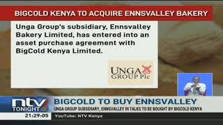 Unga Group subsidiary, Ennsvalley, in talks to be bought by BigCold Kenya