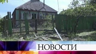 Засутки украинские военные обстреляли территорию ЛНР более тридцати раз.