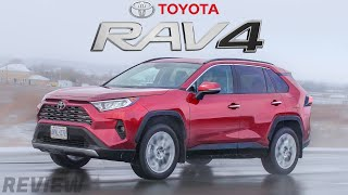 The 2020 Toyota Rav4 is a Very Good Compact SUV