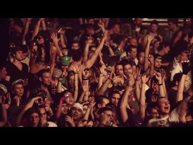 SKRILLEX - Edmonton Aftermovie - December 27th, 2013