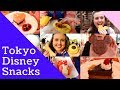 Tokyo Disneyland Food!