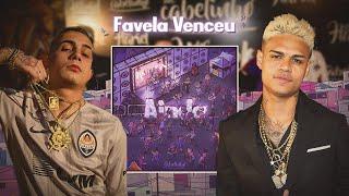 MC Cabelinho - Favela Venceu FT. MC Hariel (Prod. DJ Juninho)