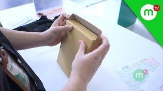 Quy trình đóng gói điện thoại mua online gửi đi xa tại Mango UPDATE #09 | MangoTV
