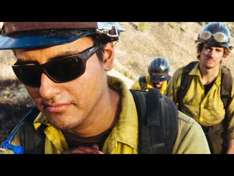 Gannett Glacier Fire Crew: 2016