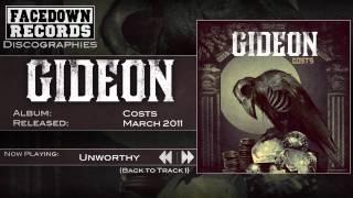 Gideon - Costs - Unworthy