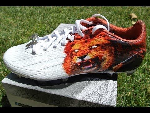 KoF Mailbox: adidas x Snoop Dogg adizero 5-Star Snoop Lion cleats