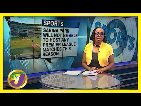 Sabina Park Unavailable for Premiere League Games in Jamaica   TVJ Sports