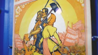 Stanford exhibition marks centenary of 1917 Russian Revolution