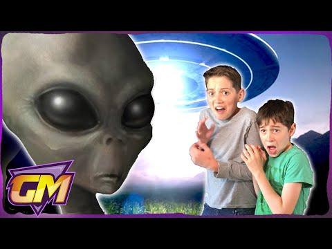 Alien Movie: Scary Kids Parody