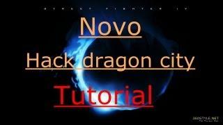 Tutorial-Hack Dragon City-HD