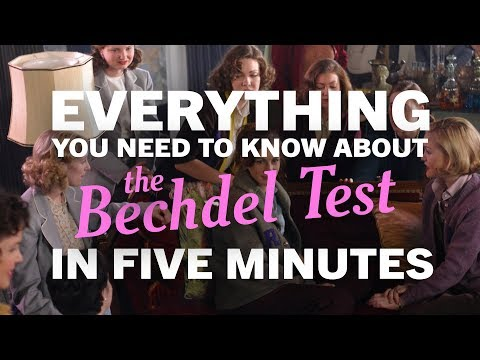 The Bechdel Test - Everything You Need To Know